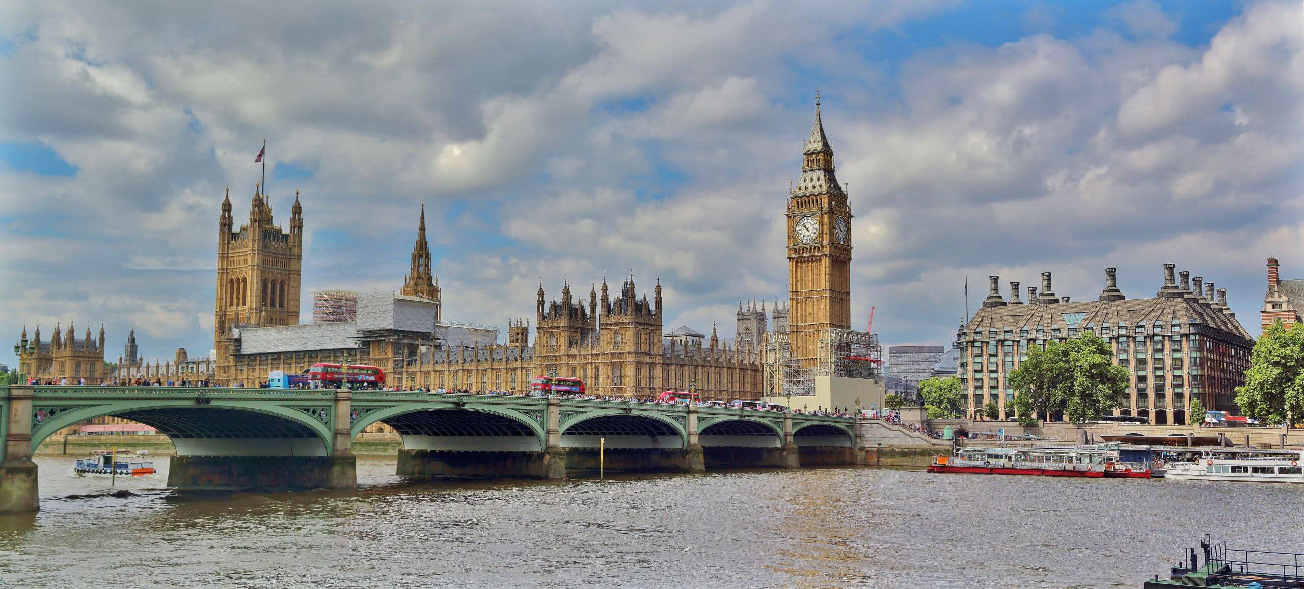 iew of Big Ben and the Houses of Parliament. Photo by Paddy Kumar on Unsplash