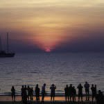 Mindil beach sunset Darwin