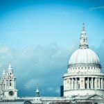 St Paul's Cathedral in London. Photo by Fernando Venzano on Unsplash