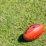AFL Sherrin football