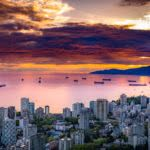 View of English Bay, Vancouver. Photo by Mike Benna on Unsplash